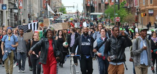 Baltimore March